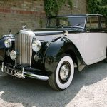 1948 Bentley Freestone & Webb