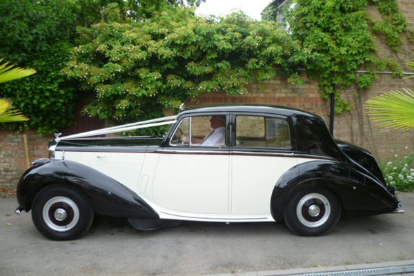 1954 Bentley Type R