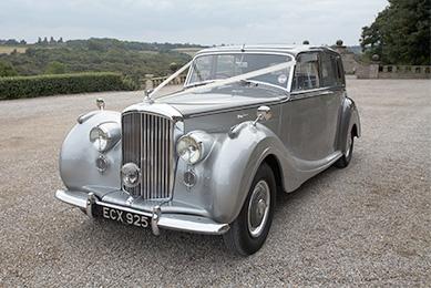 1949 Bentley Mulliner