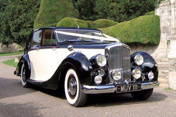 1952 Bentley Freestone & Webb