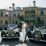 danny-and-georgia- wedding with-our-bentleys-featured in hello magazine - McFly
