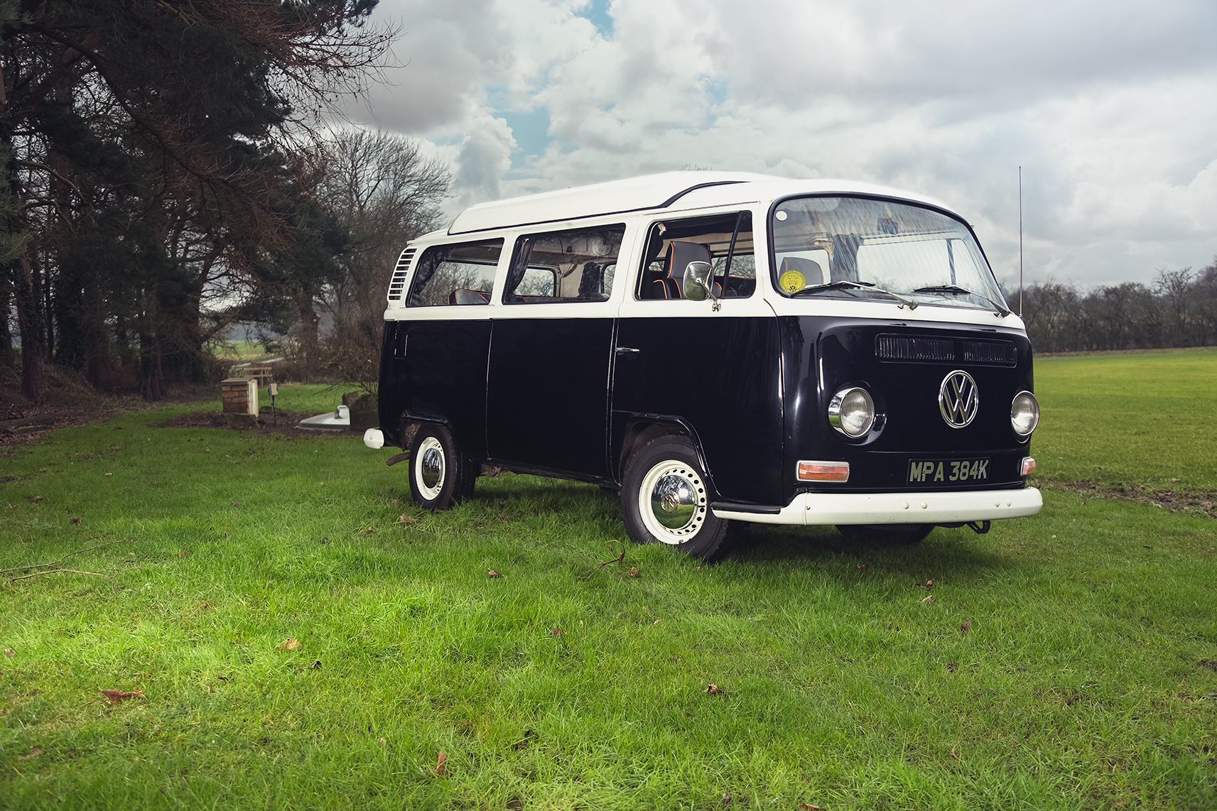 1972 VW Campervan