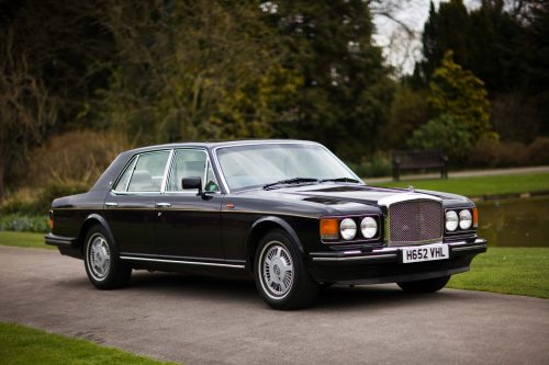 Stunning 1991 Bentley Eight
