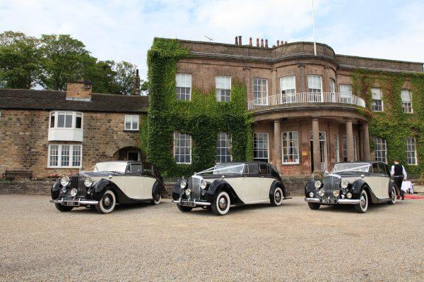 Matching Rolls Royce and Bentleys